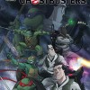 Review Fix Exclusive: Erik Burnham Talks TMNT/Ghostbusters Crossover from IDW