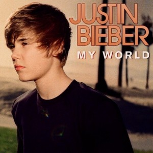 Justin Bieber World on Justin Bieber My World