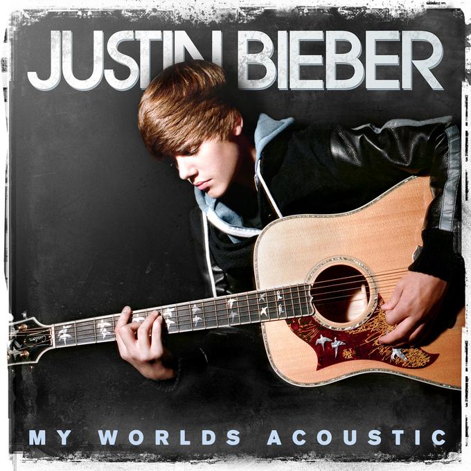album justin bieber my worlds acoustic. Justin Bieber#39;s latest album,
