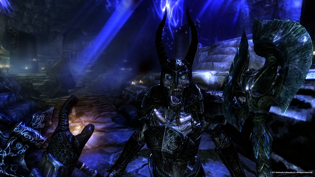 The Elder Scrolls V Skyrim - Вышел патч 1.7 - GoHa.Ru.
