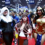 Black Cat, Lady Deathstrike, Wonder Woman