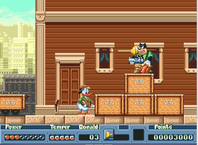 [Análise Retro Game] - QuackShot estrelando Pato Donald - Mega Drive QuackShot_Starring_Donald_Duck_-_QuackShot_-_Guruzia_Ou_no_Hihou