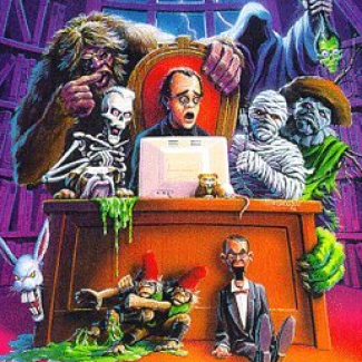 Review Fix Exclusive: R.L. Stine Interview
