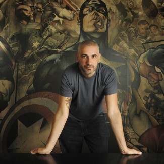 Review Fix Exclusive: Marvel Comics Editor-In-Chief Axel Alonso Discusses 'The Inhumans'