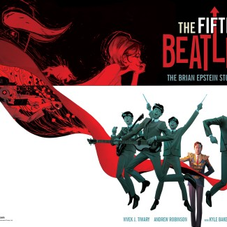 Review Fix Exclusive: Vivek Tiwary Discusses 'The Fifth Beatle'