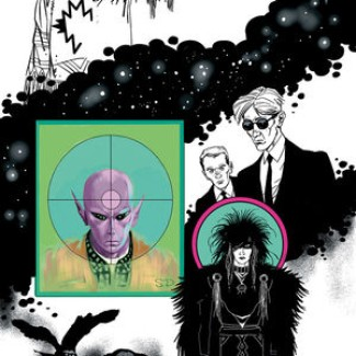 Review Fix Exclusive: Peter Hogan Talks 'Resident Alien: Suicide Blonde'