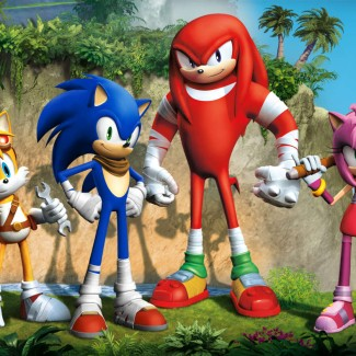 Review Fix Exclusive: Stephen Frost Talks 'Sonic Boom'