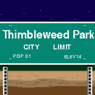 Review Fix Exclusive: Ron Gilbert and Gary Winnick Talk 'Thimbleweed Park'