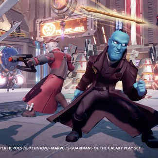 Review Fix Exclusive: John Vignocchi Talks New Villains in Disney Infinity 2.0