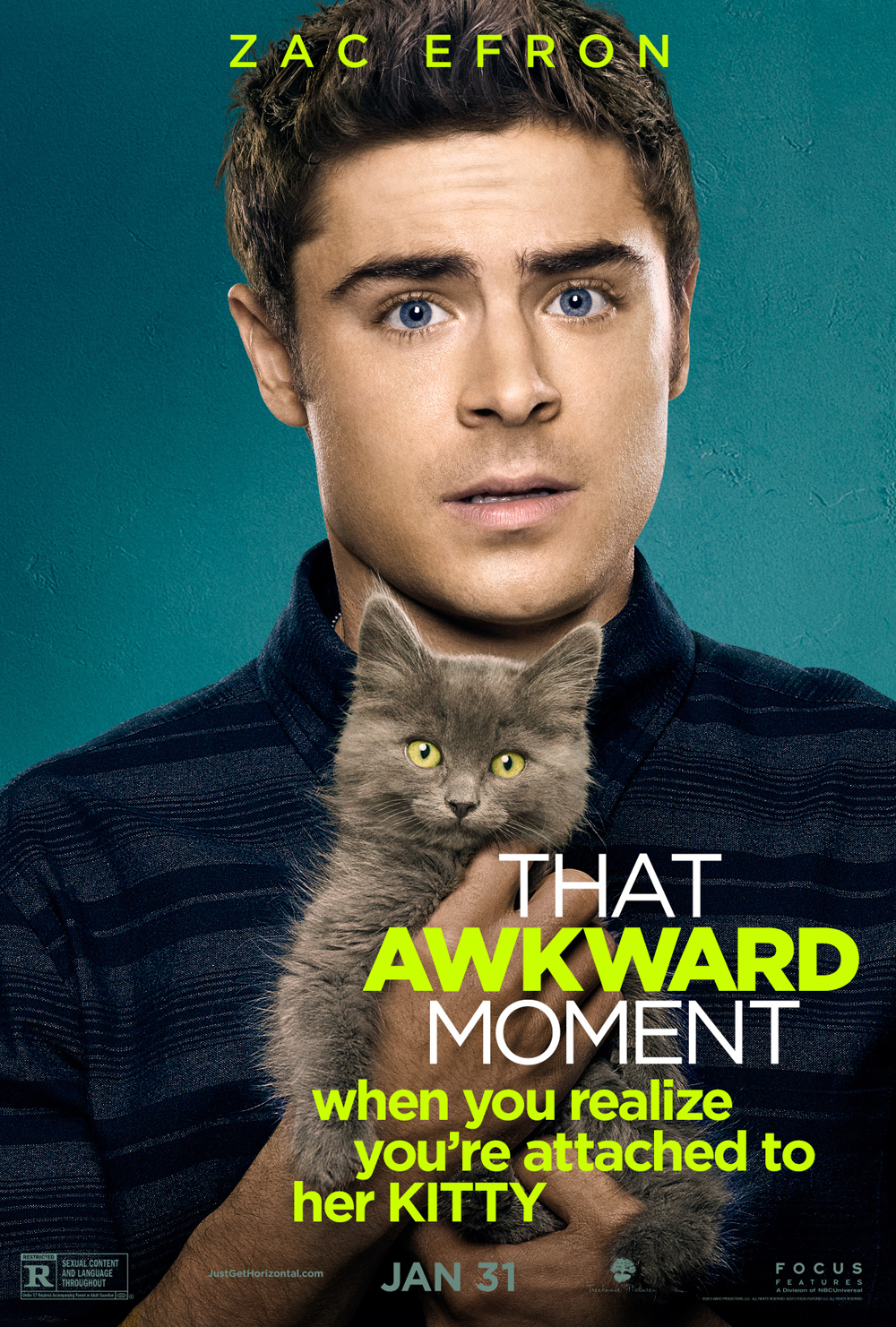 That Moment When Ghetto Redhot Yourspecial Cousin Gets An: That Awkward Moment Review: A Mess