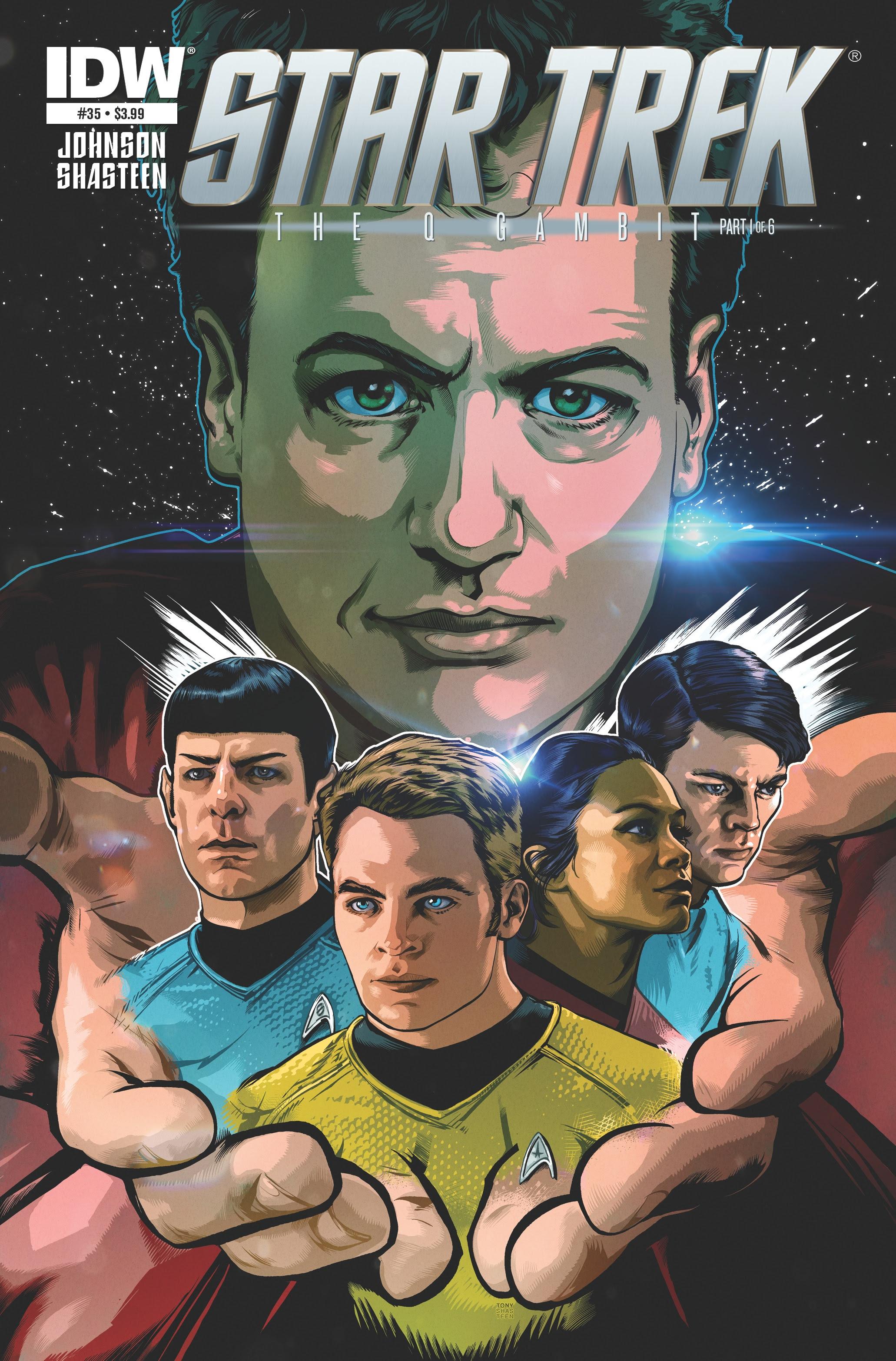 Latest Star Trek Fan Film, First Frontier, Now on YouTube